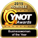 Business woman of the year