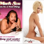 Jenna Jameson and Ron Jeremy PETA